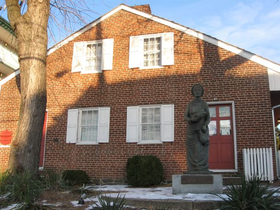 The Jennie Wade house, originally the McClellan home, lived through the Battle of Gettysburg and witnessed the tragic death of Gettysburg civilian Jennie Wade, as she was preparing bread for the Union soldiers.
