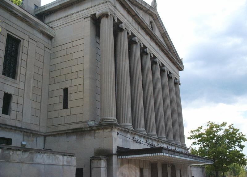 Henry H. Stambaugh Auditorium paranormal