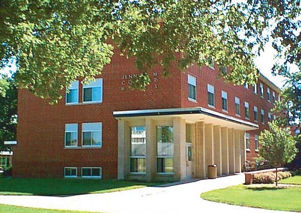 One of UNK's smaller halls, Conrad offers residents a tight-knit community and convenient location, right next door to the Nebraskan Student Union where the Market at 27th is located. It is the last building on campus to be named after a woman.