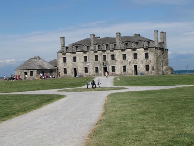 The history of Old Fort Niagara spans more than 300 years. During the colonial wars in North America a fort at the mouth of the Niagara River was vital, for it controlled access to the Great Lakes and the westward route to the heartland of the continent.