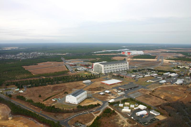 Previously known as Naval Air Station Lakehurst, the installation is most famous as the site of the Hindenburg disaster on 6 May 1937.