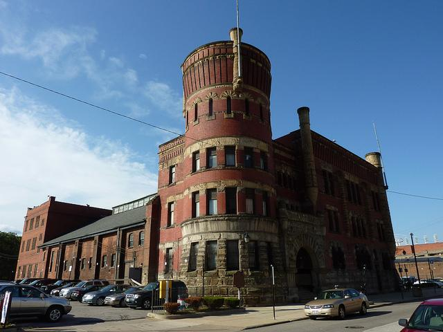 Grays Armory is an historic building in Cleveland, Ohio. It was built by the Cleveland Grays, a private military company which was founded in 1837.This is one of the oldest standing buildings in downtown Cleveland.