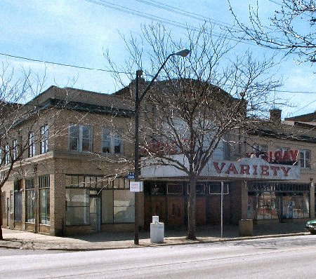 The Variety Theater paranormal