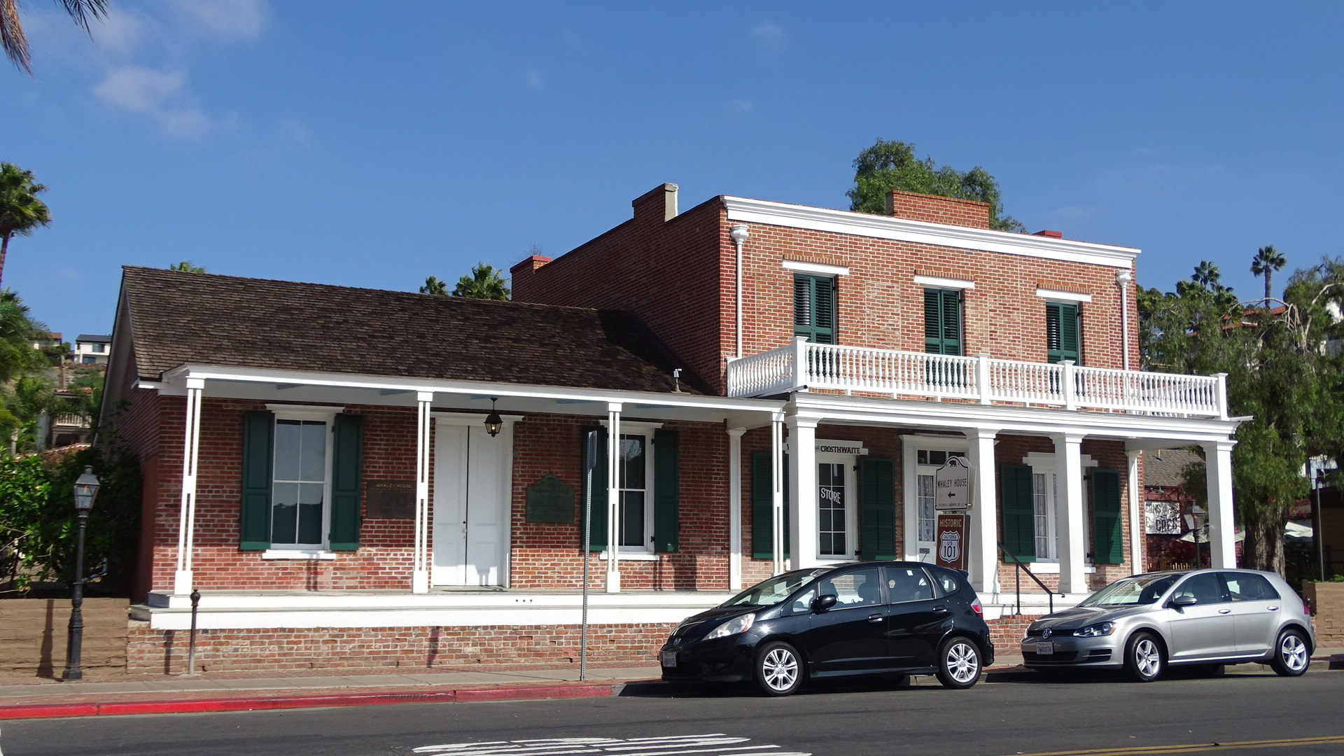 Whaley House paranormal