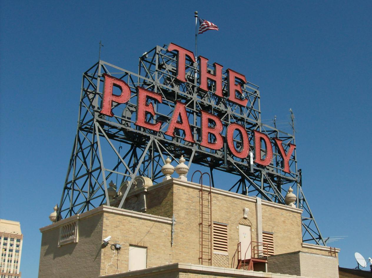 The Peabody Hotel paranormal