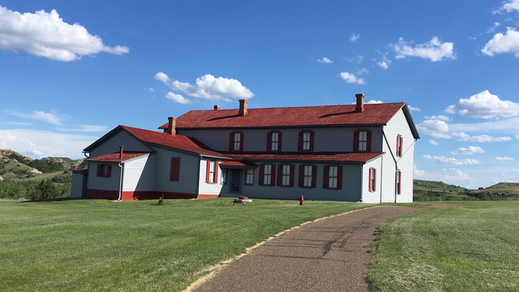 Chateau de Mores State Historic Site paranormal