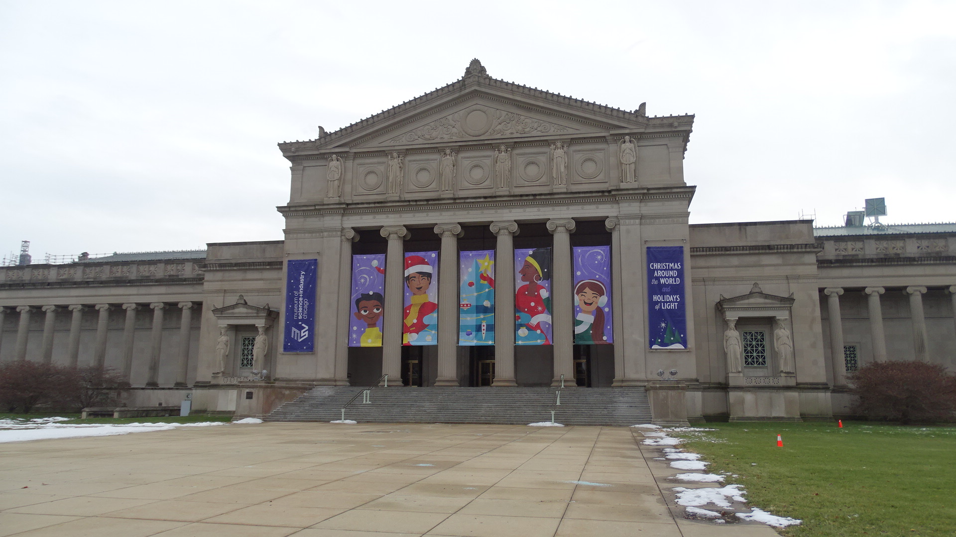 Museum of Science and Industry paranormal