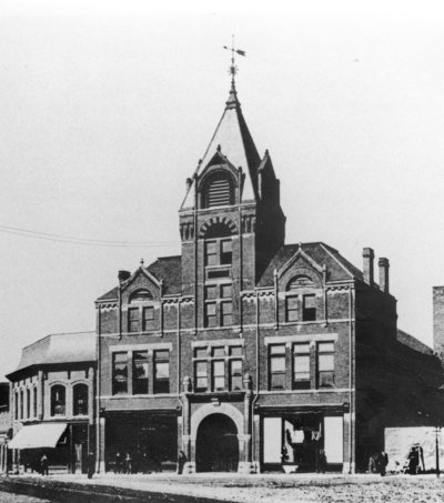A brief history about the Twin City Opera house in McConnelsville, Ohio.