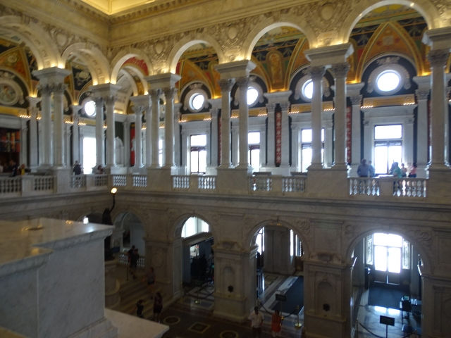 Photos taken at the Library of Congress - Jefferson Building