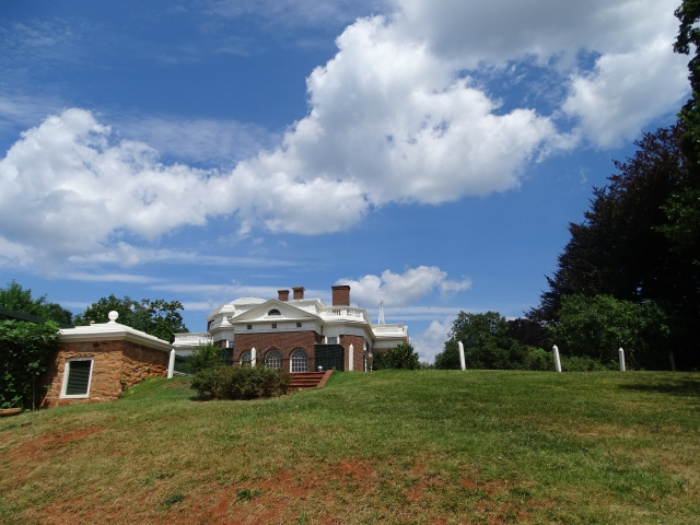 Photos from the grounds of Monticello