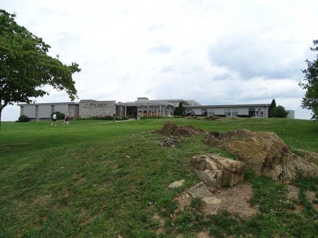 Photos taken at the Antietam Battlefield in Sharpburg, MD