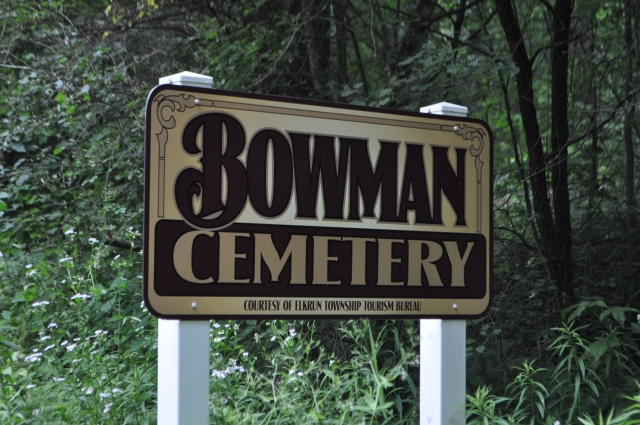 Photos from this hidden cemetery in Columbiana, County, Ohio