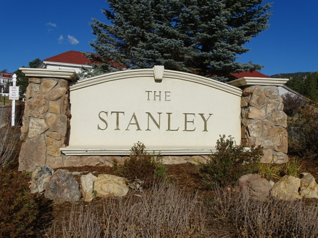 Photos from the Stanley Hotel, in Estes Park, Colorado.
