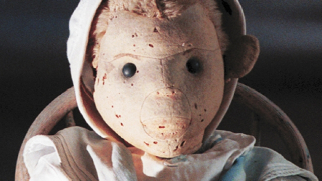 Robert the Doll is the ultimate child's nightmare.