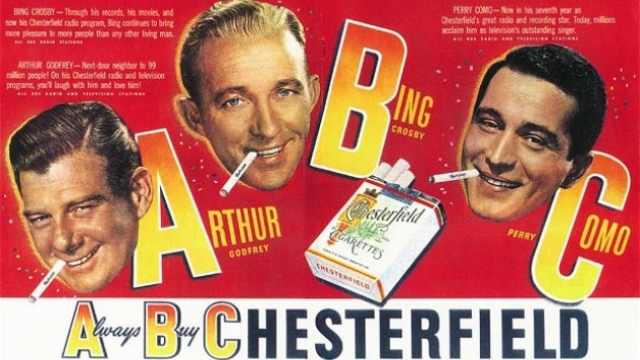 In 1934, the Chesterfield cigarette factory of Richmond, Virginia was hit by an extremely harmful rumor.