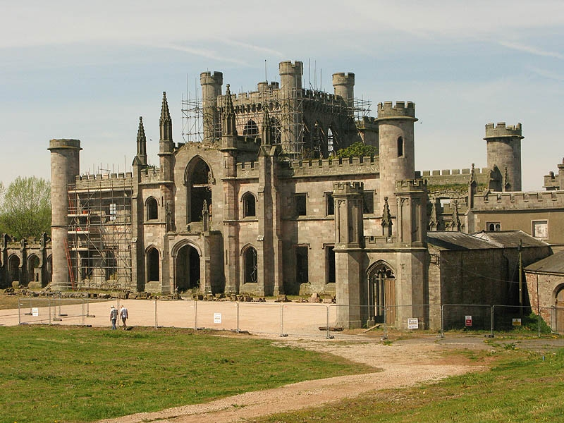 Lowther Castle - Christmas Haunting