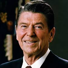 The following is a true ghost story told by Ronald Reagan at a State Dinner.