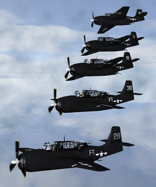 <p><b>Flight 19</b> was the designation of five TBM Avenger torpedo bombers that disappeared over the Bermuda Triangle on December 5, 1945 during a United States Navy overwater navigation training flight from Naval Air Station Fort Lauderdale, Florida. All 14 airmen on the flight were lost, as were all 13 crew members of a PBM Mariner flying boat assumed by professional investigators to have exploded in mid-air while searching for the flight. Navy investigators could not determine the cause of the loss of Flight 19 but said the aircraft may have become disoriented and ditched in rough seas after running out of fuel.</p>