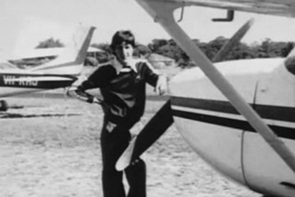 Frederick Valentich was the 20 year old pilot of a Cessna plane that was flying over Bass Strait, Australia in October 1978, and disappeared.