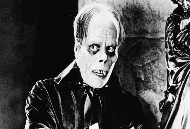 The 'Phantom of the Opera' star passed away in 1930, but much like his character, the senior Chaney is still hanging around to this day!