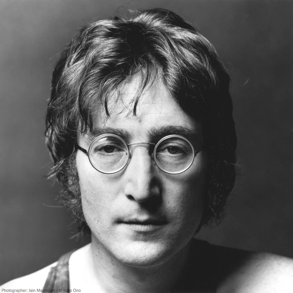 John Lennon has been good about keeping in touch with people since he was fatally shot in 1980.