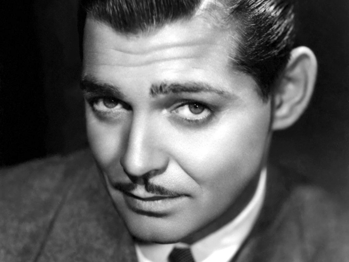 Is Clark Gable still searching for his lost love?