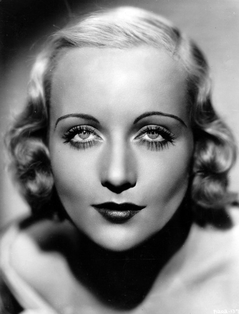 What is the spirit of Carole Lombard searching for?