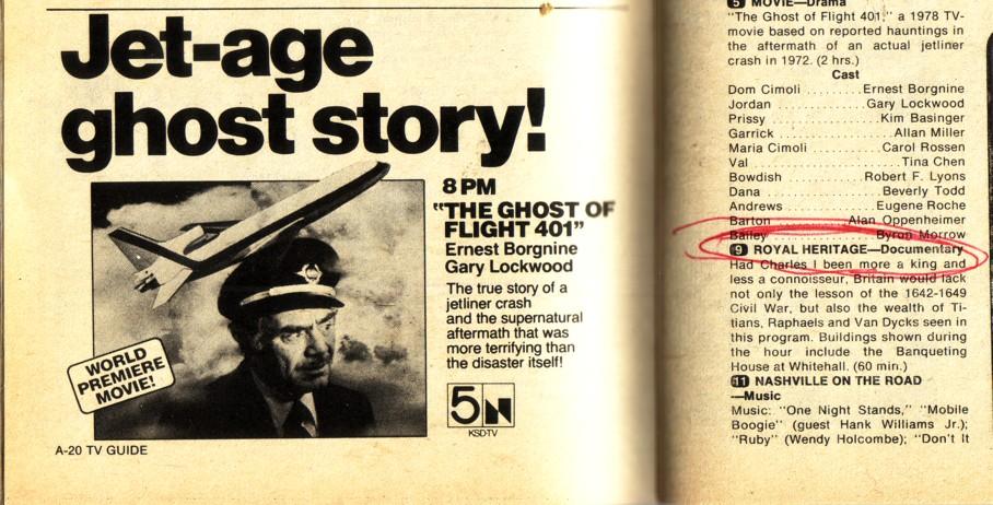 The Ghost of Flight 401 (TV Movie 1978) - IMDb