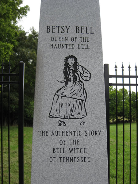 The Legend of the Bell Witch