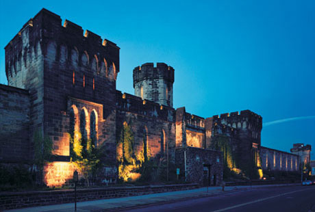 The Ghosts of Eastern State Penitentiary