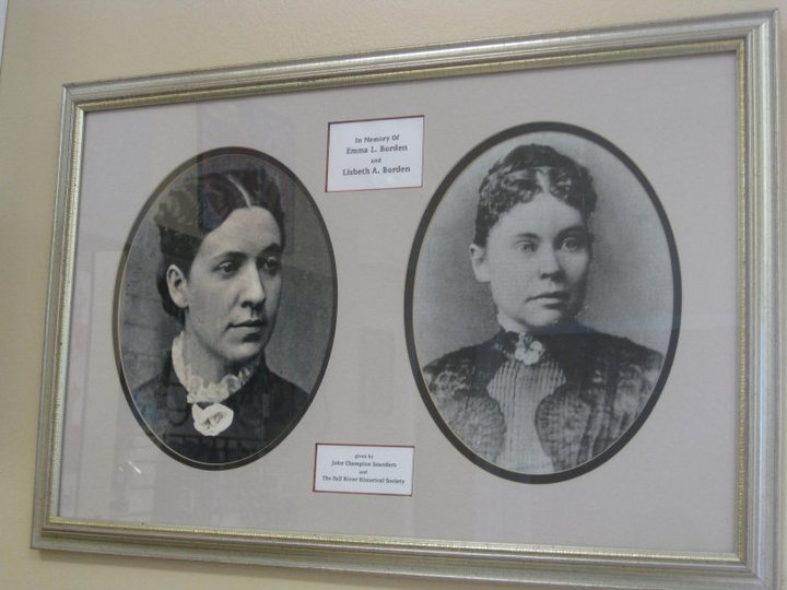 Lizzie and Emma Borden - After the Murders