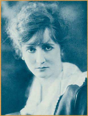 Born Gertrude Lamson - An American actress of stage and silent cinema of the early 20th century.  Had a close relationship with Lizzie Borden.
