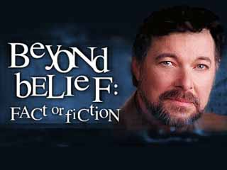 Beyond Belief: Fact or Fiction is an American television anthology series created by Lynn Lehmann, presented by Dick Clark Productions, and produced and aired by the Fox network from 1997 to 2002.