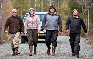 Finding Bigfoot is a documentary television series that premiered on May 30, 2011, on Animal Planet.