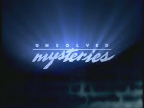 Unsolved Mysteries is an American television program, hosted by Robert Stack from 1987 until 2002 and later by Dennis Farina starting in 2008.