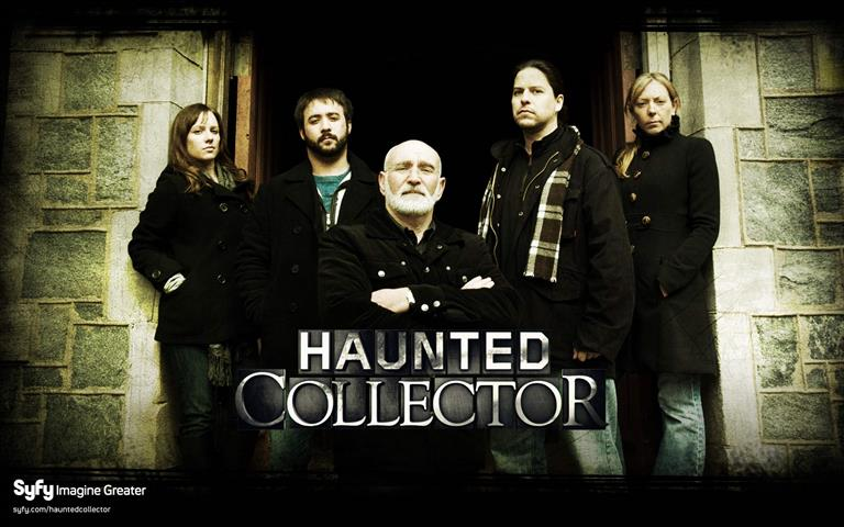 Haunted Collector is an American television reality series which airs on the Syfy cable television channel.