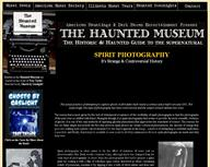 HISTORY OF SPIRIT PHOTOGRAPHY