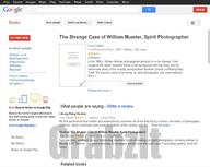 The Strange Case of William Mumler, Spirit Photographer - Louis Kaplan - Google Books