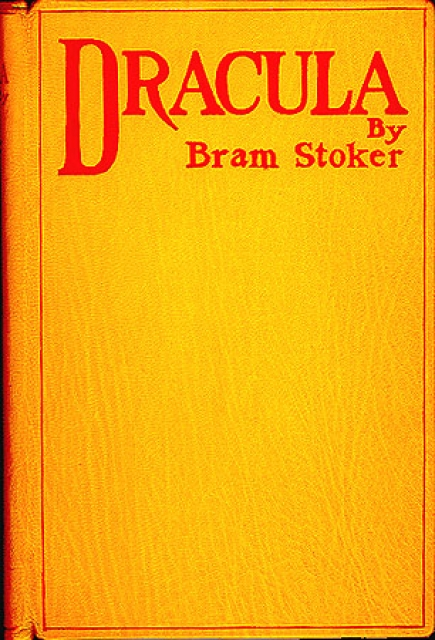 The name of a vampire in the Bram Stoker novel of the same name (published 1897).