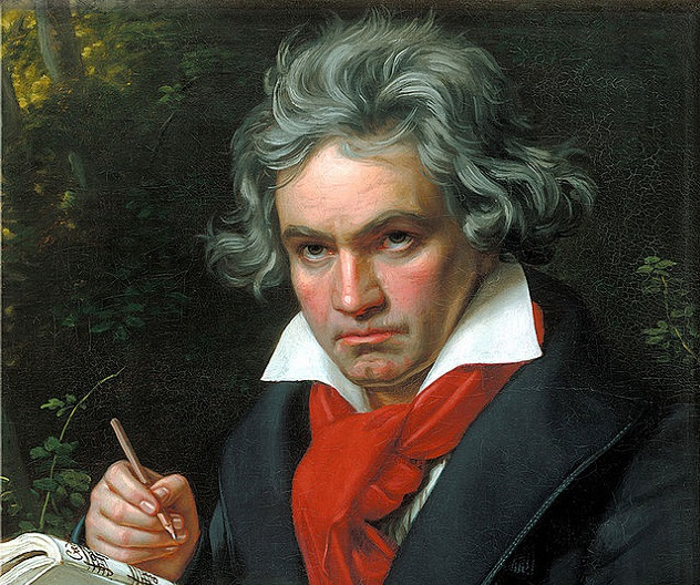 The story behind what happened to the remains of Beethoven.