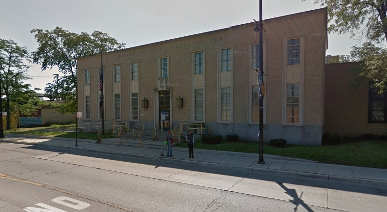 Englewood Post Office paranormal
